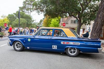 1962 FordFairlane 500 2 Door Sedan