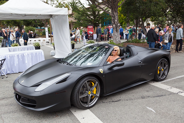 Carmel Concours on the Avenue 2018
