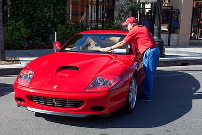 2002 Ferrari 575M F1 Maranello