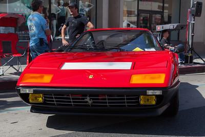 1984 Ferrari Berlinetta Boxer 512i