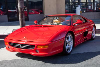 1998 Ferrari 355 F1 Berlinetta