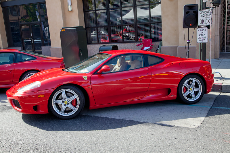 2002 Ferrari 360 Modena