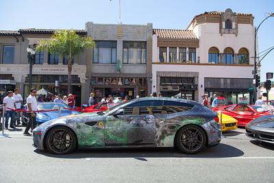 Custom 2013 Ferrari FF