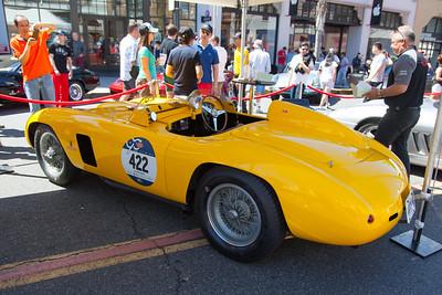 1956 Ferrari 500 MDTR