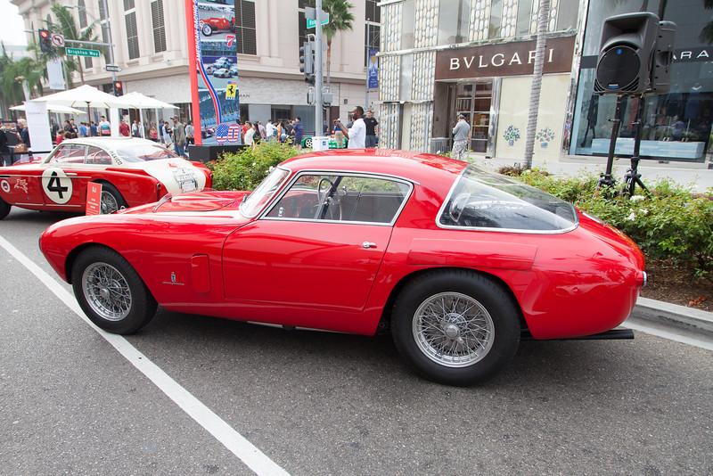 1953 Ferrari 250 MM Pinin Farina Berlinetta - 0258 MM