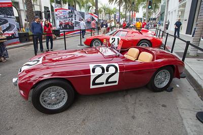 1949 Ferrari 166 MM Barchetta - 0008 M, 1949 Le Mans and Mille Miglia winner