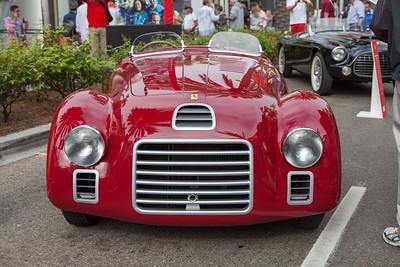 1947 Ferrari 159/166 Inter Spyder Corsa - 010 I