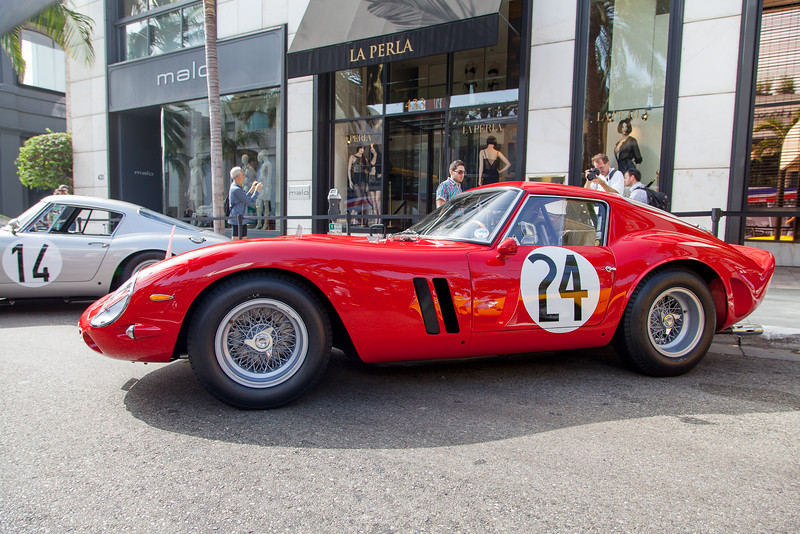 1963 Ferrari 250 GTO - 4293 GT, GT Class Winner, 2nd Overall 1963 24 Hours Le Mans