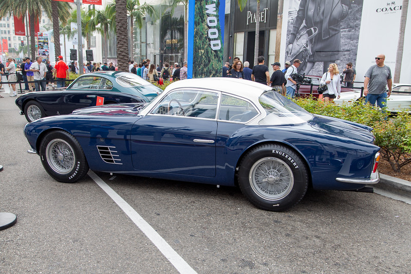 1956 Ferrari 250 GT Tour de France (Zagato) - 0515 GT
