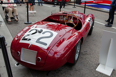 1949 Ferrari 166 MM Barchetta - 0008 M, 1949 Le Mans and Mille Miglia winner