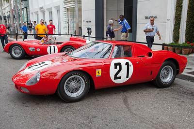 1964 Ferrari 250 LM - 5893 LM, 1965 Le Mans winner