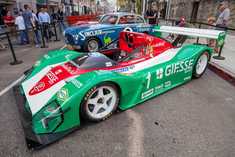 1998 Ferrari 333 SP - JB Giesse Team Ferrari