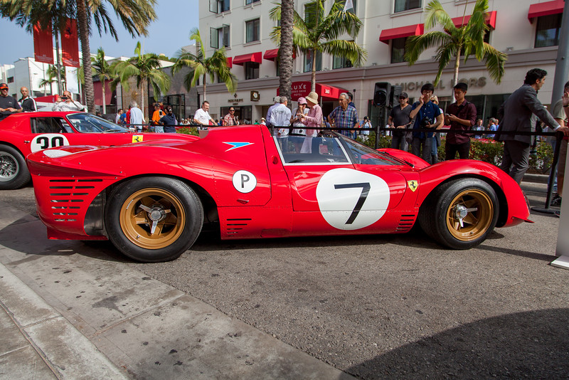 1967 Ferrari 330 P4 - 0856, only original 330 P4 remaining.