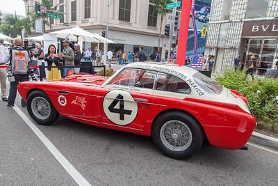 1953 Ferrari 340 Mexico - 0222 AT, 4 Carrera Panamericana