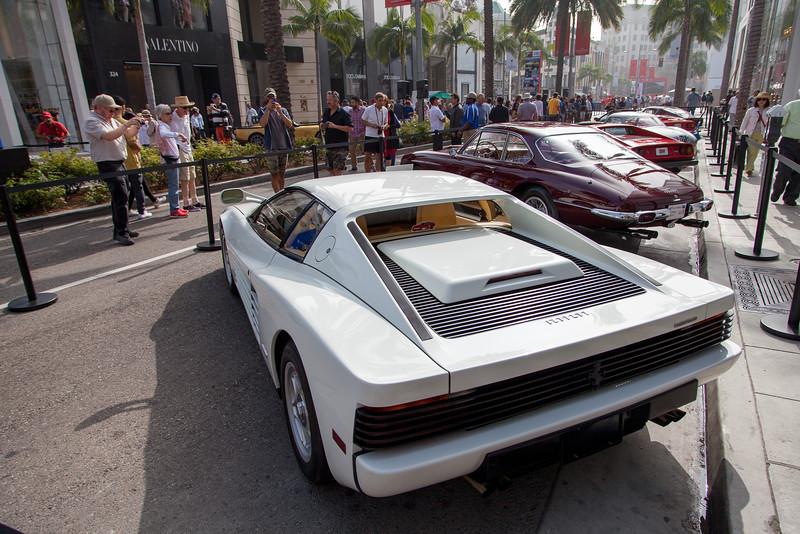 1986 Ferrari Testarossa - 63259, Miami Vice,  TV show car