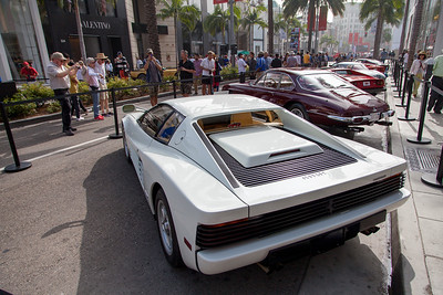 1986 Ferrari Testarossa - 63259, Miami Vice,  TV show car