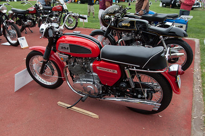 Glenn Thompson has owned this 1969 BSA Rocket 3 since high school.
