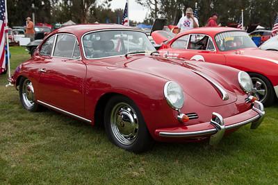 Jeff Fadley's 1965 Porsche 365C