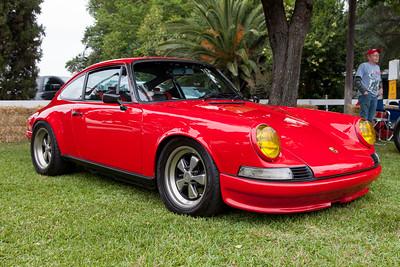 John & Gloria Risvold's 1973 Porsche 911