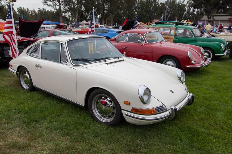 1968 Porsche 912 Coupe - owned by John Benton