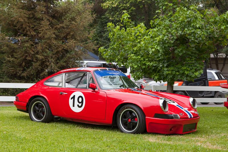 Newman Freeman Racing 1969 Porsche 911S - driven by Paul Newman and Bill Freeman