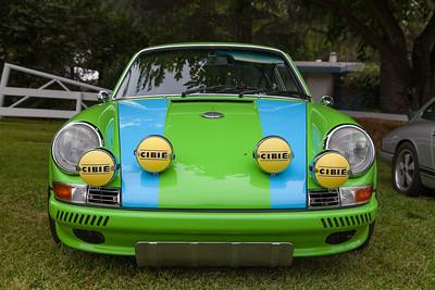 David Bousaglou's 1972 Porsche 911 ST