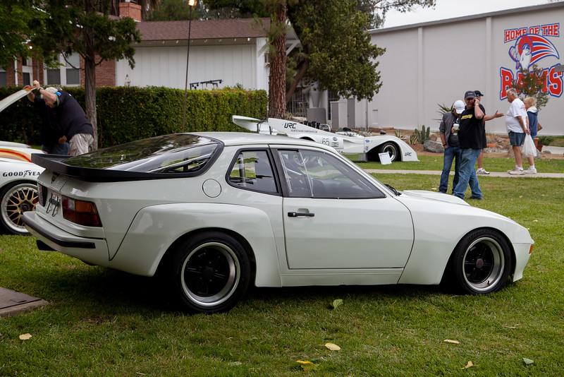 1980 Porsche 924 Carrera GTS - owned by Kerry Morse & Lizett Bond