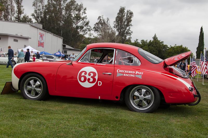 1963 Porsche 356 - owned by Robert Heiman