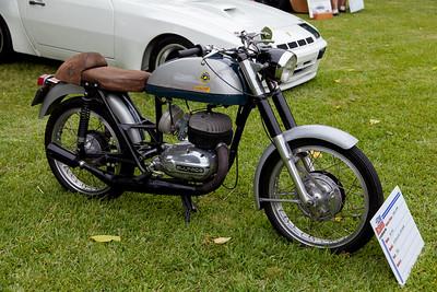 Kerry Morse's 1962 Bultaco Metralla 250 Cafe Racer