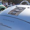 1957 Porsche Speedster owned by Luis Desiderio