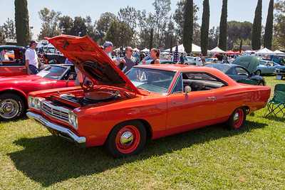 Michael Losmady's 1969 Plymouth Roadrunner