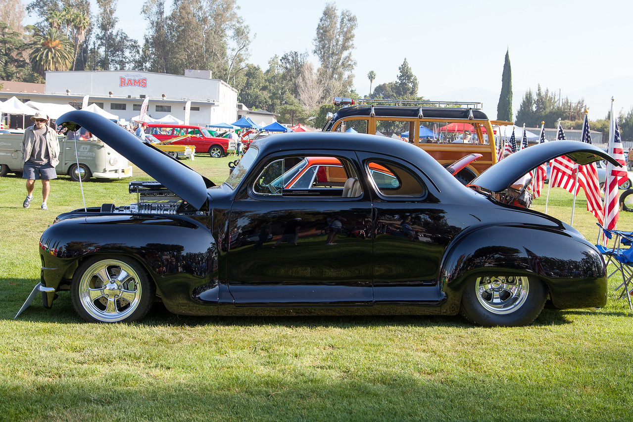 1948 Plymouth Coupe owned by Gary Lindsley