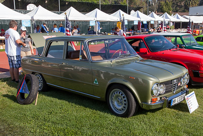Jeff St. Clair's 1968 Alfa Romeo Super