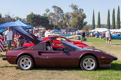 Lloyd True's 1985 Ferrari 308 GTS