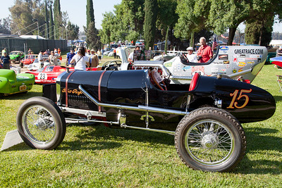 1920 Ford-Rajo Dirt Track racer - Malloy Foundation