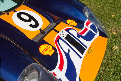 1969 Lola T70 MK3B owned by John Coombs