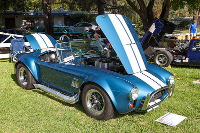 William Arsenault's 1965 Shelby Cobra 427SC