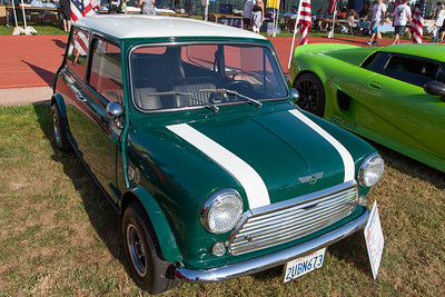 Robby Connole's 1966 Austin Mini