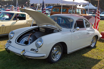 Michael & Desiree Marinis' 1963 Porsche 356