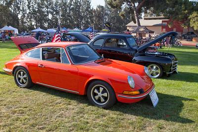 Bob Smith's 1973 1/2 Porsche 911T