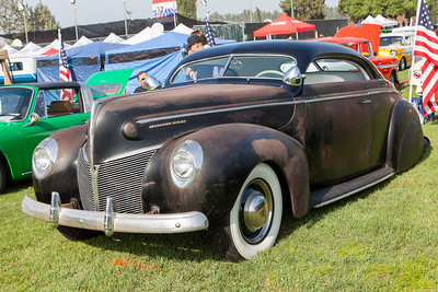 1940 Mercury Coupe, owned by Paul Gauvry