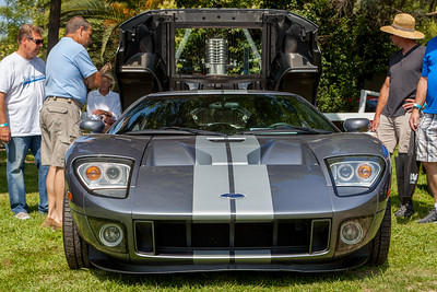 2006 Ford GT, owned by John Couts