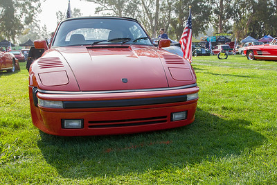 1982 Porsche 911 Slantnose, owned by Bisi Ezerioha