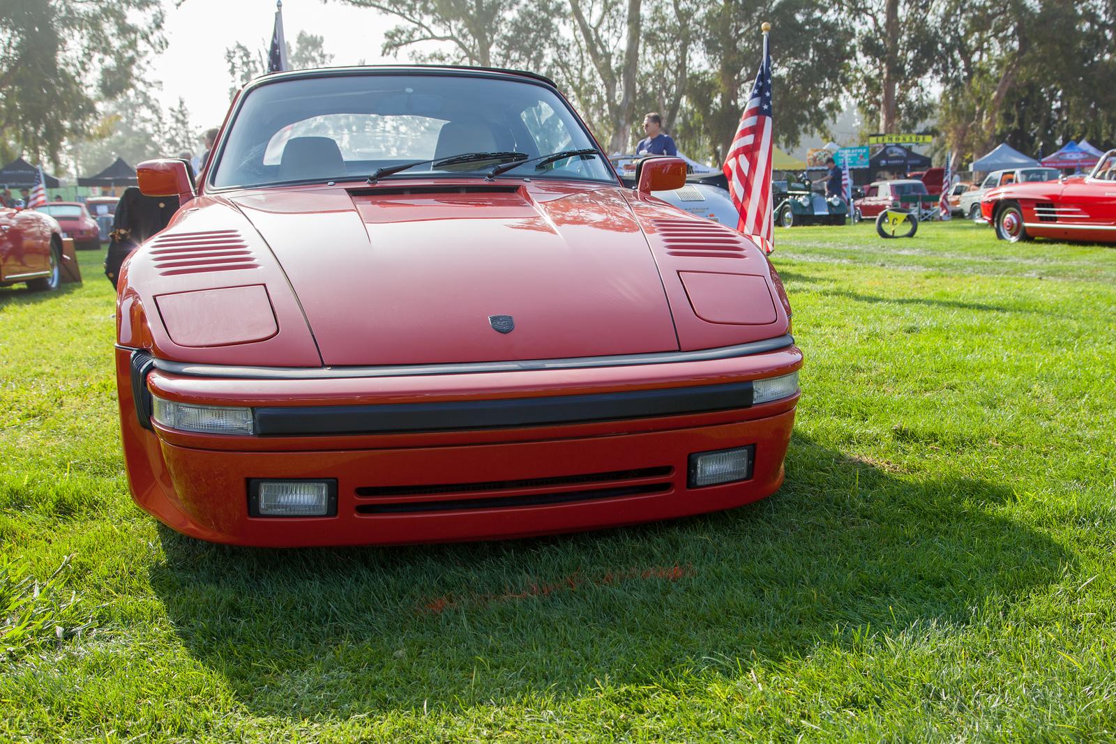 1982 Porsche 911 Slantnose, owned by Bisi Ezerioha