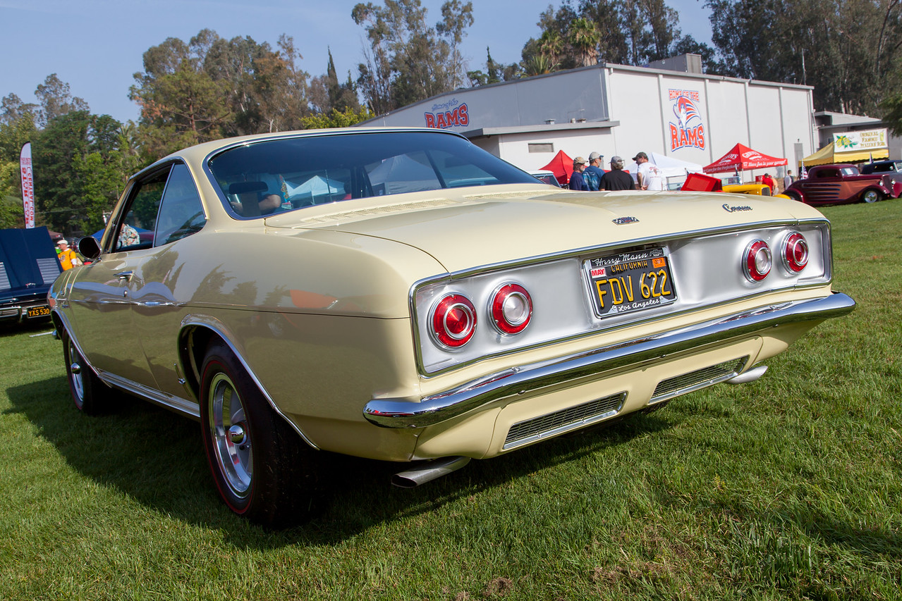 1965 Chevrolet Corvair Corsa, owned by Mark Mulvey