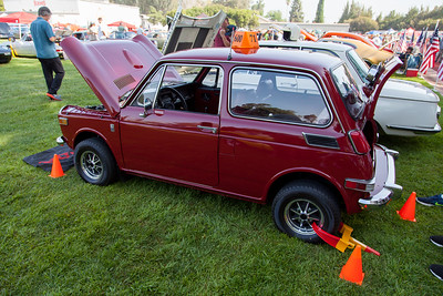 1971 Honda N 600, owned by Mario Espinoza
