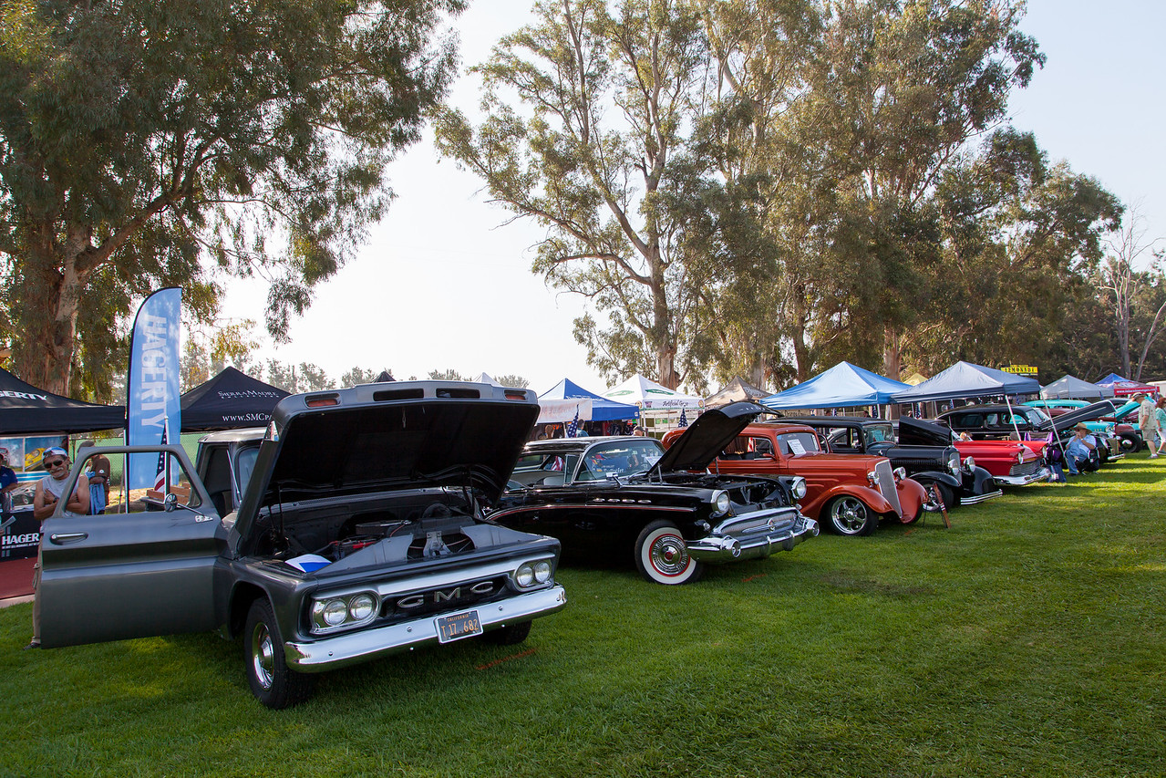 American Iron and Hot Rods