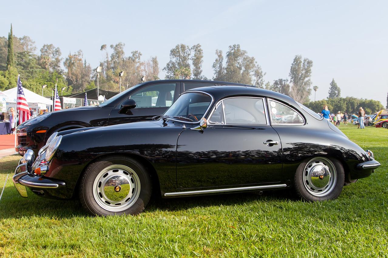 1964 Porsche 356 C, owned by Bob Smith