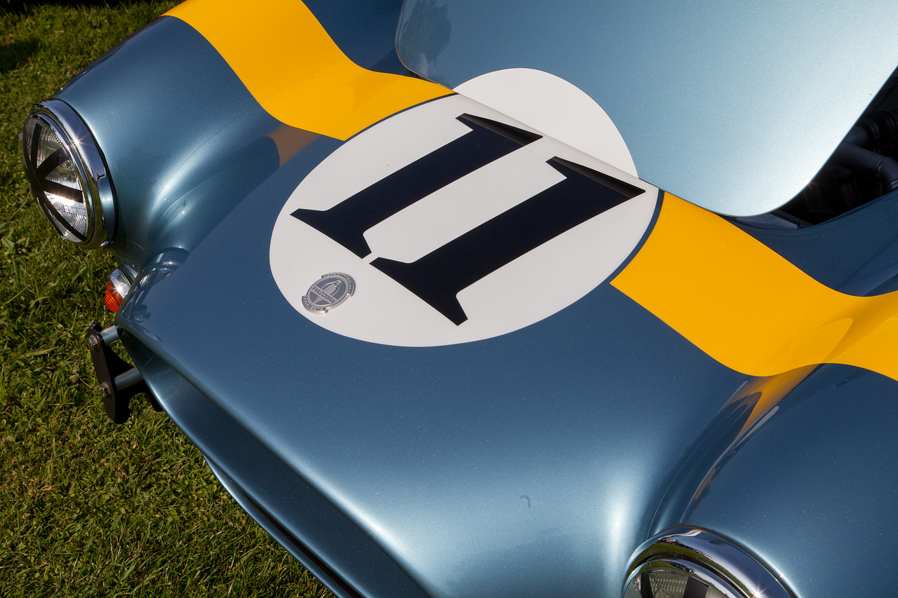 1964 Shelby FIA Cobra, owned by Greg Drusch