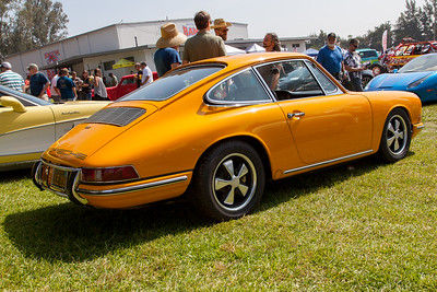 1967 Porsche 911, owned by Eric Singer